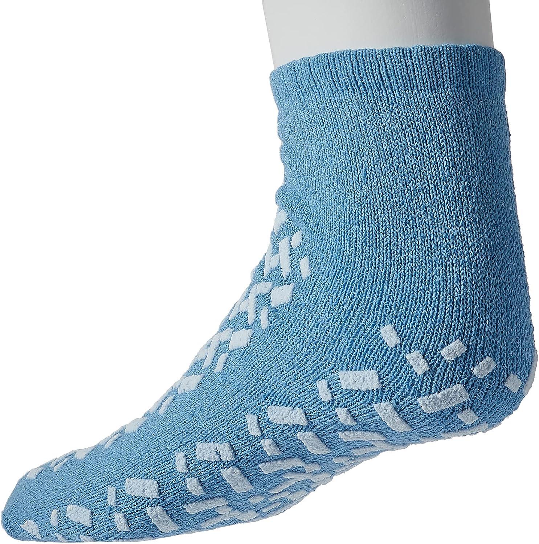 Rae Lynn Max 44% OFF Patient Slipper Socks Detroit Mall - and So Men Hospital Adult Women