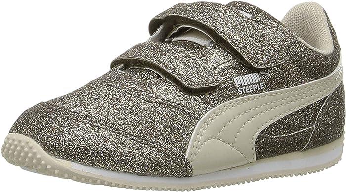 Puma Kids Steeple Glitz Glam V Inf (Toddler) 18:00  6pm
