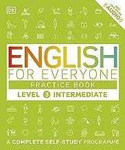 English for Everyone: Level 3 Intermediate (Practice Book)