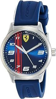 orologio solo tempo uomo Scuderia Ferrari Pitlane sportivo cod. FER0810016