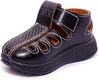 BOOMER CUBS Kids Unisex Closed Toe Sandals