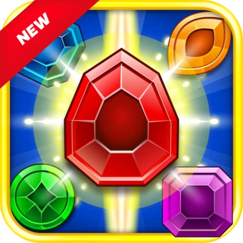 Jewels Star Blast -  Gems and Jewel Match 3 Games free for kindle fire