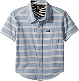 Branson Short Sleeve Shirt (Toddler/Little Kids)