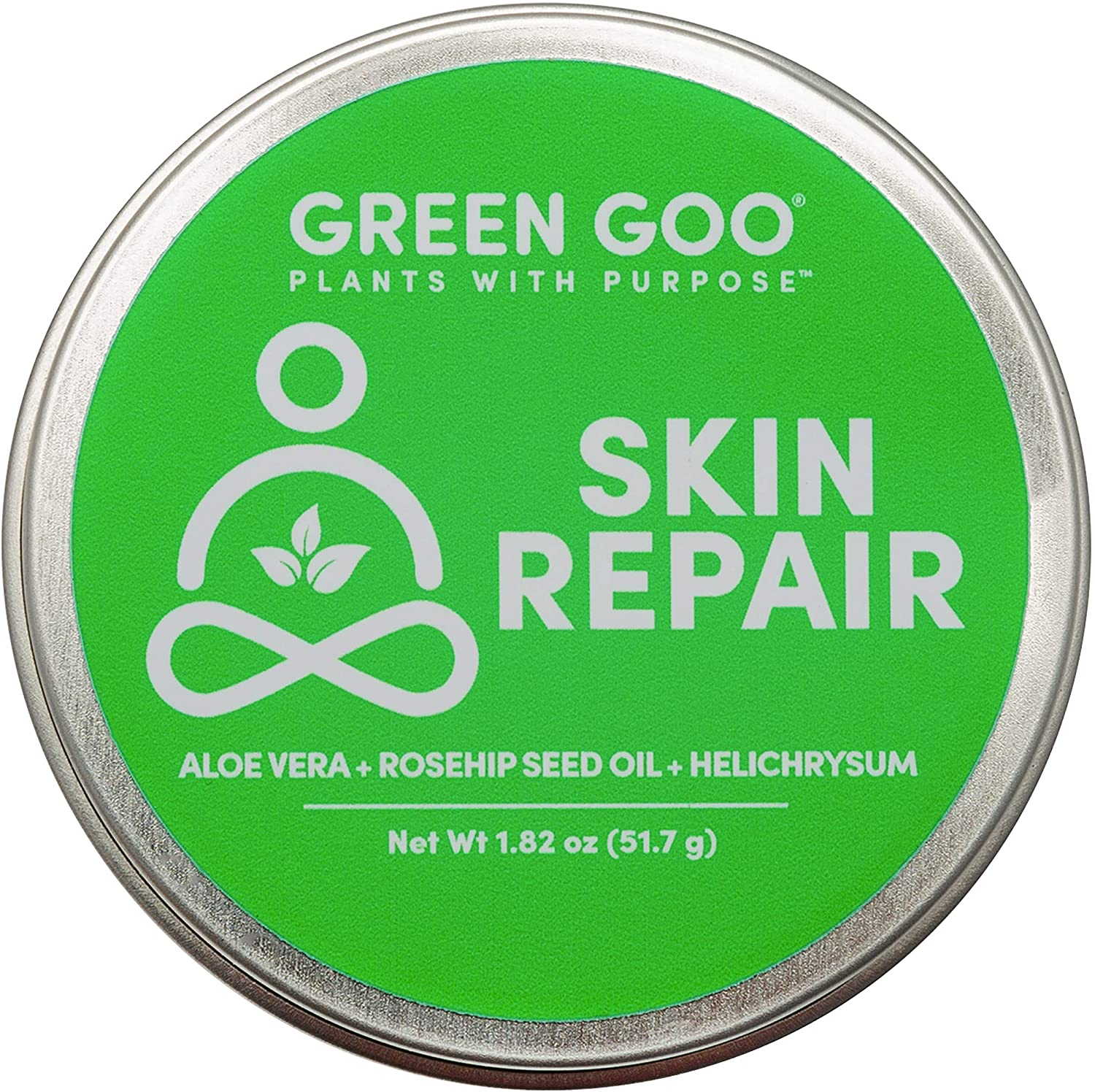 Green Goo Natural Skin Care Repair Protection Salve and Luxury Limited price sale 1
