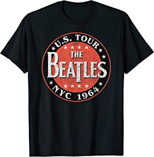 US Tour NYC 1964 T-shirt