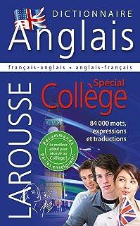 Dictionnaire Larousse francais-anglais (special college)