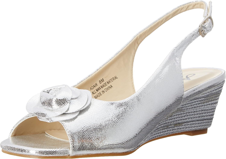 Annie shoes Women's Adair Espadrille Wedge Sandal