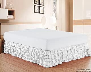 Best ruffle bed skirt Reviews