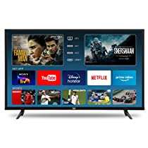 [ HDFC Credit Card EMI ] VW 80 cm (32 inches) HD Ready LED Smart TV VW32S (Black) (2021 Model)