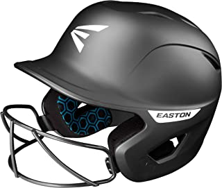 EASTON GHOST Fastpitch Softball Batting Helmet, 2021, Matte, Redesigned Shell / Padding Reinforced Crucial Impact Areas, P...