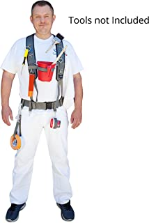 Painting Tool's Harness/Holder/Suspenders/Belt, New Professional Painters Harness - King's Harness