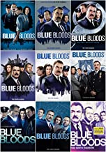 Blue Bloods: Complete Series 1-9 Entire Seasons on DVD