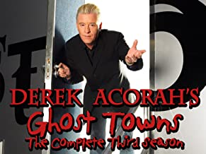 Derek Acorah's Ghost Towns - The Compete Third Season