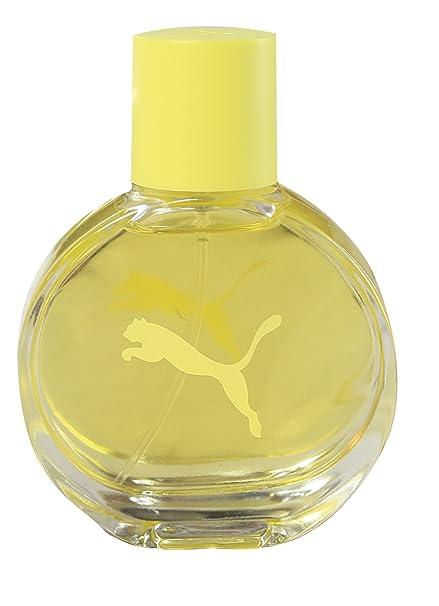 Amazon.com : Puma Yellow Eau de Toilette Spray for Women, 3 Ounce ...