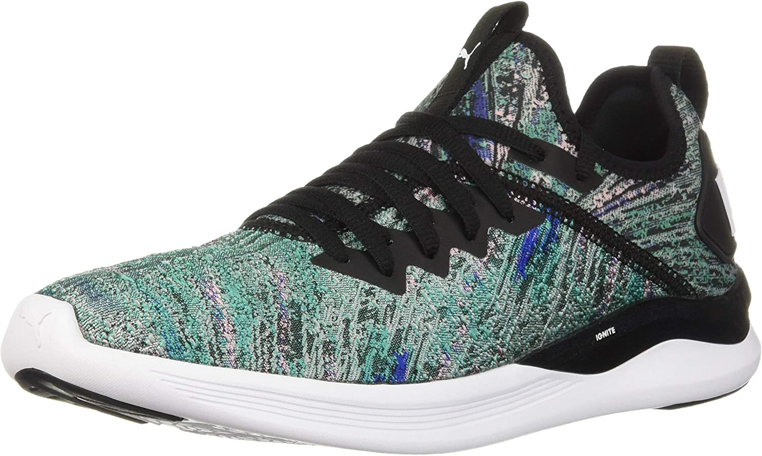 PUMA Women's Ignite Flash Evoknit Womens Running shoes