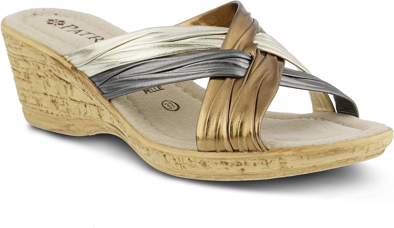 PATRIZIA Women's Apple Sandals