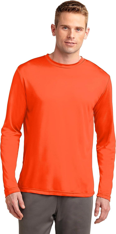 Sport-Tek Men's Long Sleeve PosiCharge Competitor Tee