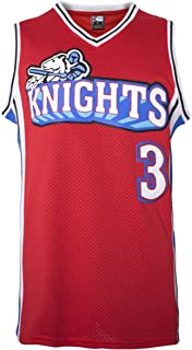 MOLPE Cambridge 3 Basketball Jersey S-XXXL Red, 90S Hip Hop Clothing for Party, Stitched Letters and Numbers