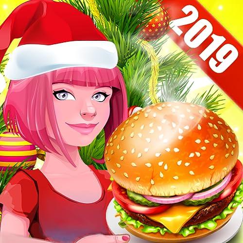 Weihnachtskochküche-Spiele