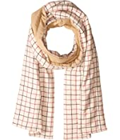 rag & bone - Tattersal Down Scarf