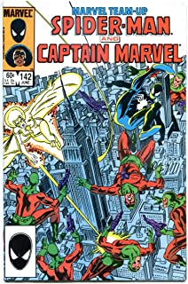 MARVEL TEAM-UP #142 143 144 145 146 147 148 149 150, VF/NM, Spider-Man, 1972, 9 issues