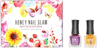 Honey Nail Glam - BlueBerry Ice Box Set