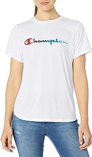 Champion Womens W5682G Sport Lightweight Tee Short Sleeve T-Shirt