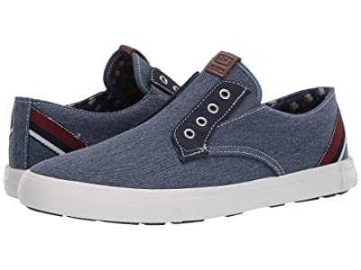Ben Sherman Pete Laceless (Dark Navy Canvas) Men