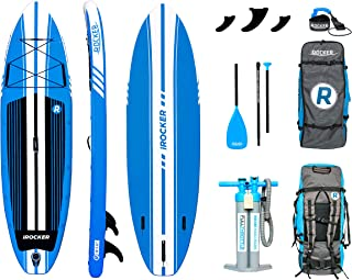 THURSO SURF SUP Bomba Manual para Tabla de P/ádel Hinchable de Pie iSUP Bomba de INFLACI/ÓN y DEFLACI/ÓN Doble Acci/ón