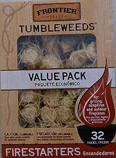 Frontier Brand Tumbleweeds Firestarters - Value Pack