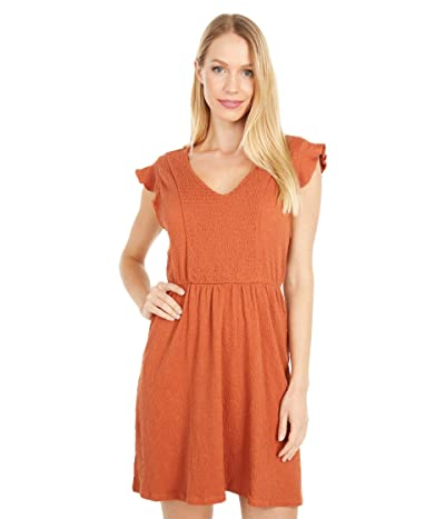 Roxy Morning Breeze Dress (Auburn) Women
