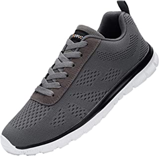 DYKHMATE Zapatillas de Deportivas Hombre Ligero Transpirable Running Zapatos Casual Gimnasio Sneakers