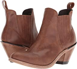 Old West Boots Gored Ankle Boot