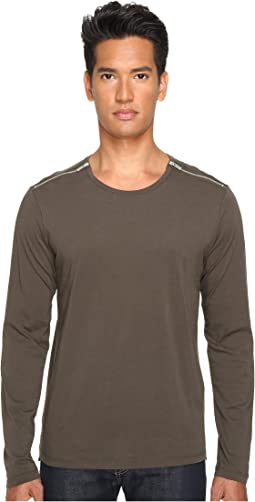 The Kooples - Light Basic Cotton & Zip Shirt