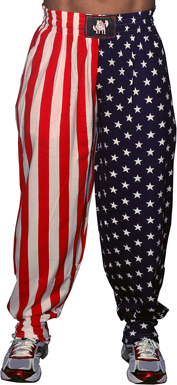 BIG SM EXTREME SPORTSWEAR Herren Bodyhose Jogginghose Bodybuilding USA Amerika 827