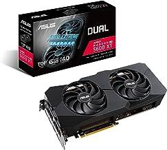 ASUS Dual AMD Radeon RX 5600 XT EVO Top Edition Gaming Graphics Card (PCIe 4.0, 6GB GDDR6 memory, HDMI, DisplayPort, 1081p...