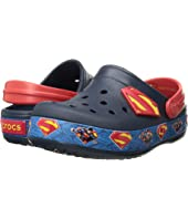Crocs Kids Crocband Superman Clog (Toddler/Little Kid)