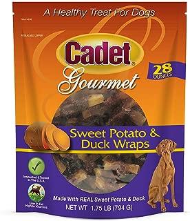 Cadet Gourmet Dog Sweet Potato and Duck Wraps