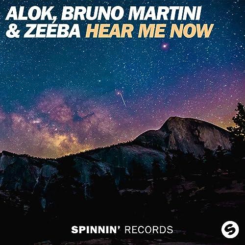 Hear Me Now von Alok & Bruno Martini & Zeeba bei Amazon