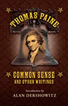 Common Sense: and Other Writings