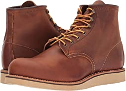 "Red Wing Heritage 6"" Rover Round Toe"