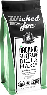 Wicked Joe Coffee Bella Maria Ground, 12 oz