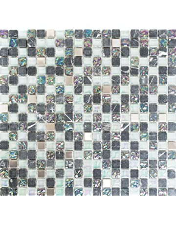 Mosaic Network Mosaic Tile Combination Sharpening Stone//Copper Mix Copper Metal