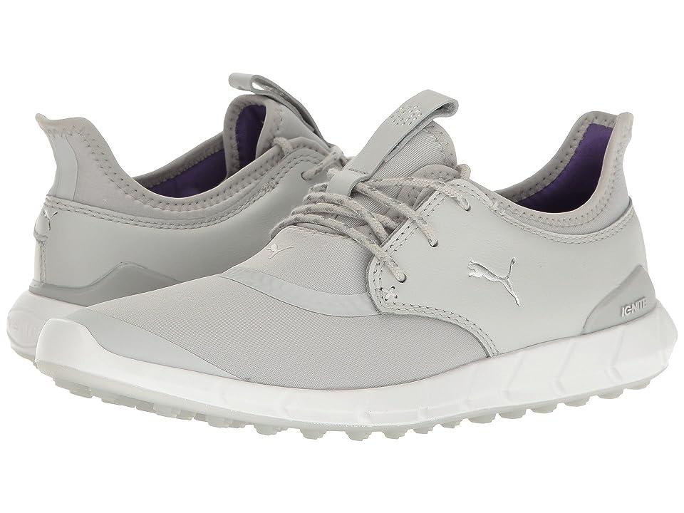 PUMA Golf Ignite Spikeless Sport (Gray Violet/Silver/Royal Purple) Women