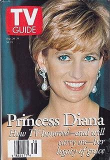 princess diana tv guide