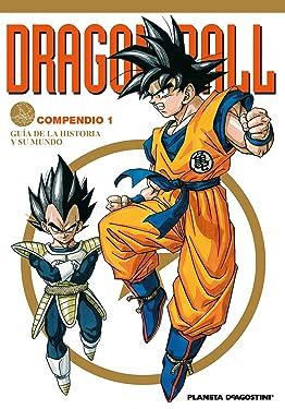 Dragon Ball Compendio nº 01/04 (Manga Artbooks) (Spanish Edition)