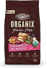 Castor & Pollux Organix Grain Free Organic Small Breed Recipe Dry Dog Food