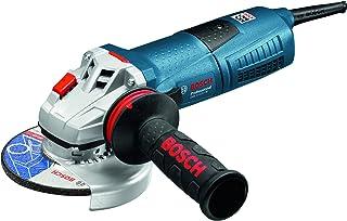 Bosch Professional GWS 13-125 CIE - Amoladora angular (1300 W, 2800 – 11500 rpm, Ø Disco 125 mm, KickBack-Stop, en caja)