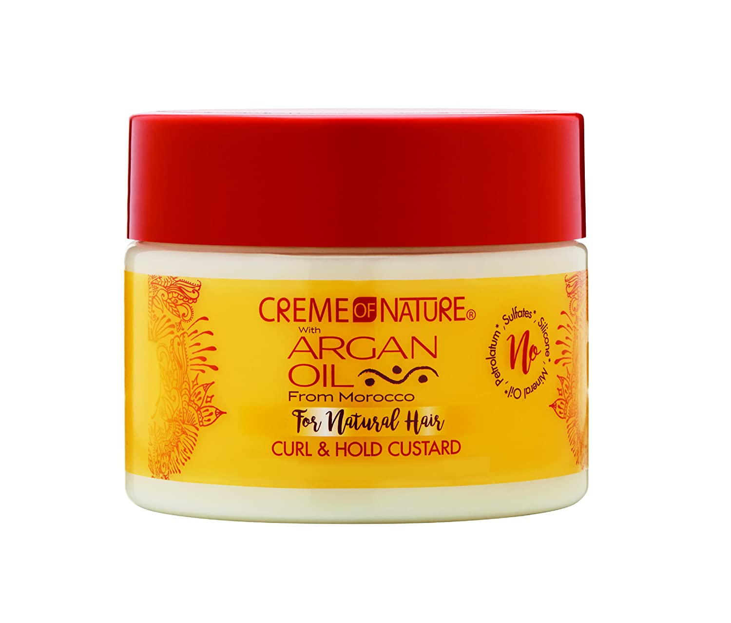 Creme of Nature with Argan Twirling 11. Spasm price custard styling 70% OFF Outlet gel curl