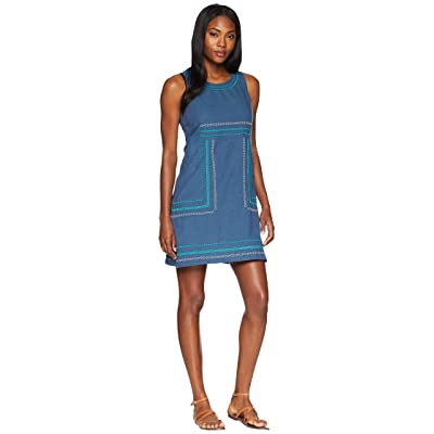 Aventura Clothing Haskell Dress (Blue Indigo) Women